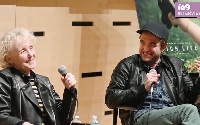 ハイライフのクレアデニスとロバートパティンソンは、刑務所についての映画のメッセージを分析します