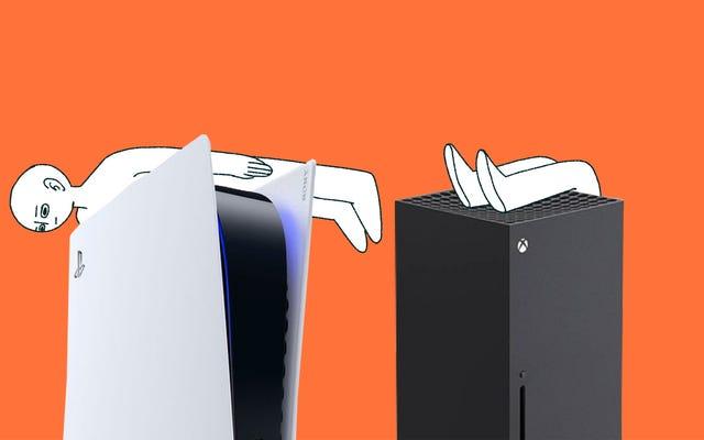 Essayer d'acheter une console de nouvelle génération est toujours un cauchemar