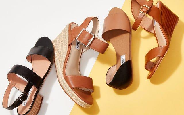 Bu HauteLook İndirimli Yeni Steve Madden Ayakkabılarını Tak