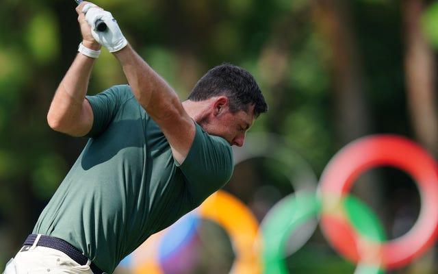 Écoutez-moi: le golf olympique de Snoozy devrait passer au match play