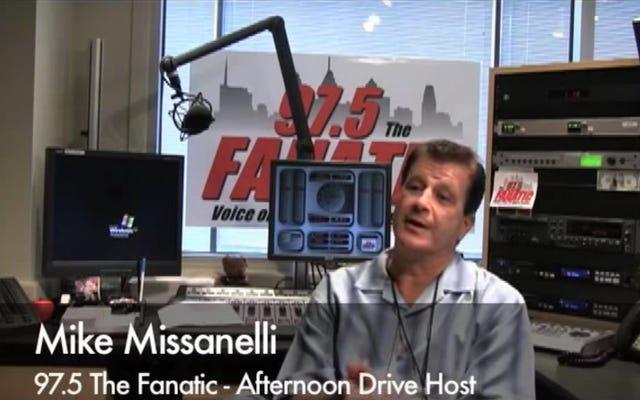 フィラデルフィアのスポーツラジオの世界は、偽の発信者「スウェズボロからのドウェイン」の実話に揺さぶられました