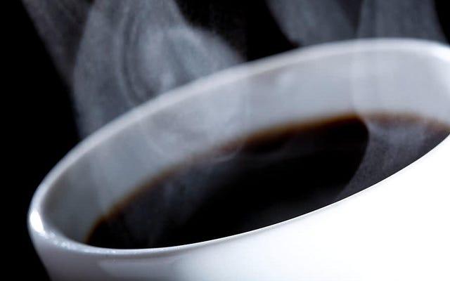 チボーは私からブラックコーヒーを飲む人を作りました