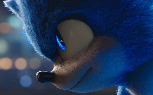 Sonic The Hedgehog появится в домашних кинотеатрах 31 марта