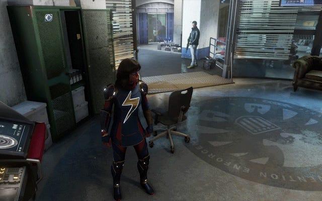 Điều thú vị nhất tôi có trong Avengers trong vài tuần là chiếc ghế này