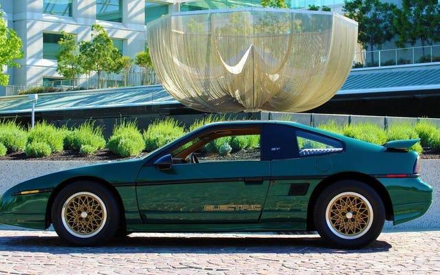 このフィエロはあなたが今買うべき電気スポーツカーです