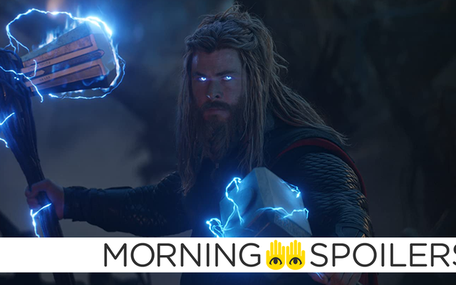 Thor: Love and Thunder Set Pictures taquine de nouveaux costumes sauvages