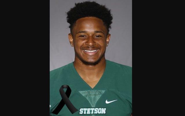 Stetson Üniversitesi Futbolcusu Antrenmanda Çöktükten Sonra Öldü