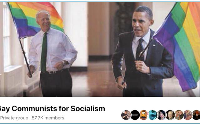 Nhóm Facebook 'Ngăn Chặn' Trở Thành 'Cộng Sản Đồng Tính Vì Chủ Nghĩa Xã Hội'