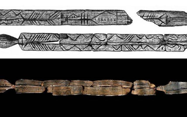 シベリアで発掘されたこの彫刻は、悪魔の最初の人工表現である可能性があります