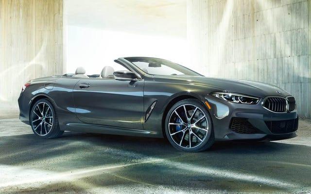 BMW M850iコンバーチブルについて何を知りたいですか?