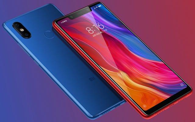 Xiaomi Mi 8 ou iPhone X: Pouvez-vous deviner à quel téléphone ces photos appartiennent?