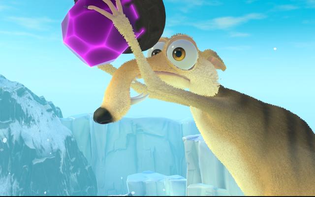 Ice Age: Scrat's Nutty Adventure Terasa Seperti Game PS2 Dan Itu Hal yang Baik