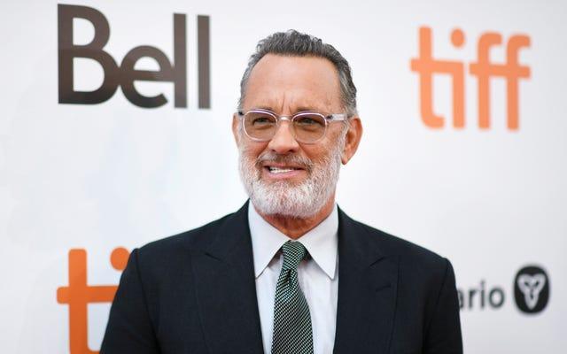 Tom Hanks pourrait jouer le rôle évident de Tom Hanks dans Pinocchio en direct de Disney