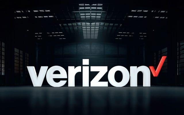 Verizonの新しい「無制限」プランは今私たちを台無しにしている
