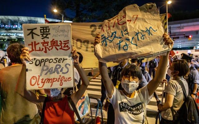 Olimpiade Tokyo Berakhir Saat Dimulai dengan Protes dan Kekhawatiran Besar Tentang COVID