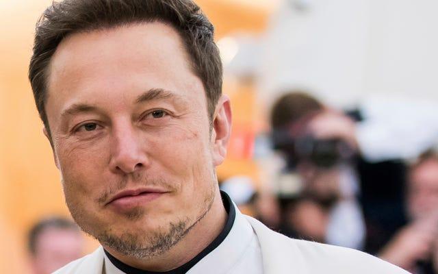 """Elon Musk sempre più agitato identifica un subacqueo che ha deriso il suo """"sottomarino"""" un """"Pedo Guy"""""""
