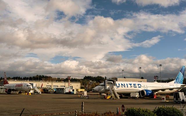 FAAによって再び飛ぶために緑色の光を与えられた346人を殺したボーイング737マックス航空機