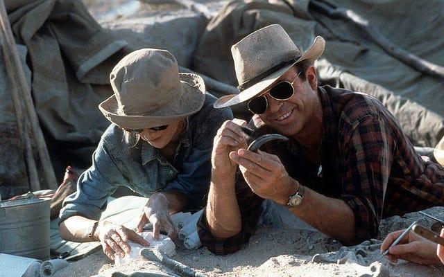 科学者たちは恐竜の「完璧な」お尻の穴を見つけて興奮しました