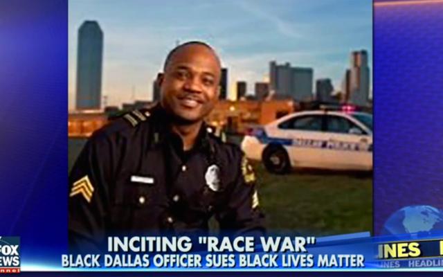 ダラスの警官がブラック・ライヴズ・マターを非難、オバマが人種戦争を扇動し、訴訟を起こす