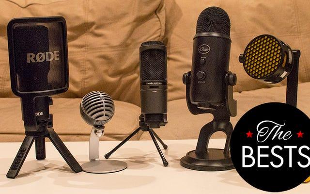Лучший USB-микрофон с ограниченным бюджетом