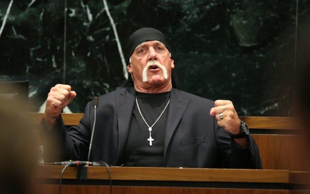 Mối thù Gawker của Hulk Hogan có thể trở thành một phim truyền hình hạn chế