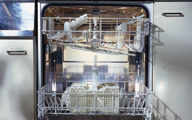 食器洗い機を間違って使用しているすべての方法をTIL