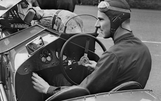 Il est difficile de ressentir de la sympathie pour le pilote de Grand Prix Dick Seaman dans une course avec amour et mort