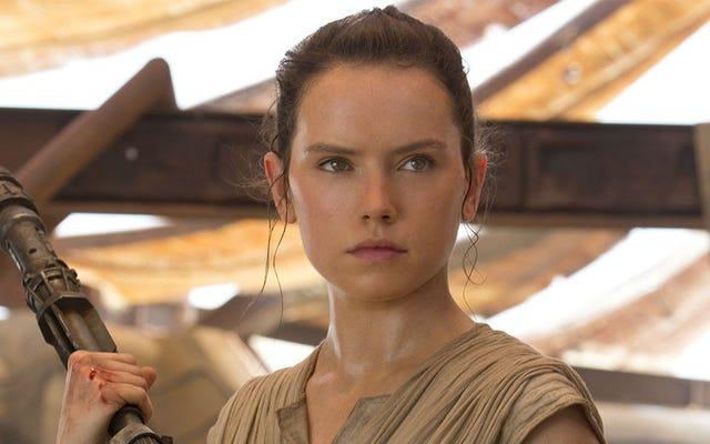 Josh Gad, człowiek ludu, grilluje Daisy Ridley o ostatnim Jedi
