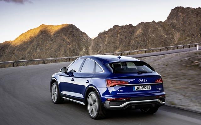 Audi amplia la gamma Sportback per includere Q5