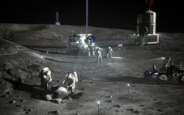 NASA Akhirnya Memberi Label Harga untuk Pendaratan di Bulan 2024