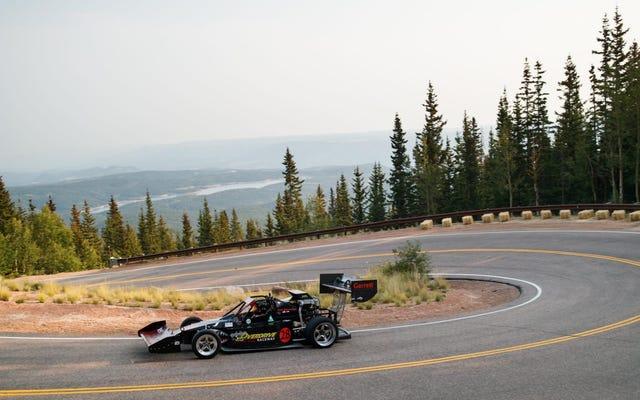 パイクスピーク、フォーミュラワン、NASCAR、スーパーフォーミュラ、そして今週のレースで起こっている他のすべてを見る方法:8月29-30日