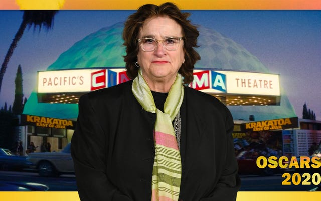 Oscar ödüllü prodüksiyon tasarımcısı Barbara Ling, Bir Zamanlar'ı Tarantino'nun en son filmine yerleştiriyor.