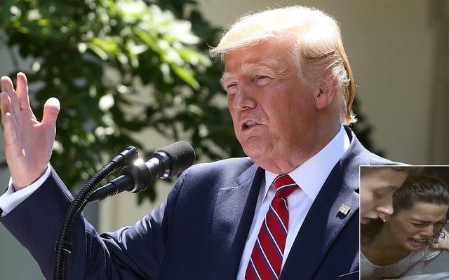 व्हाइट हाउस ने ईरान के पीछे नैन्सी केरिगन पर हमले का दावा किया