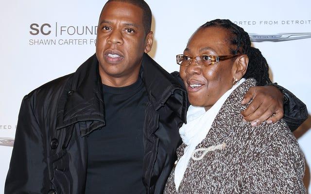 """Mama Jay-Z, Gloria Carter, otrzyma nagrodę specjalną za """"Uśmiech"""" na GLAAD Media Awards"""