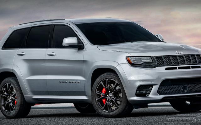 Jeep Grand Cherokee Trackhawk sẽ 'rất khác' so với SRT hiện tại