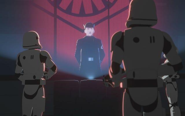 Il primo ordine ha appena cambiato il corso della storia sulla resistenza di Star Wars