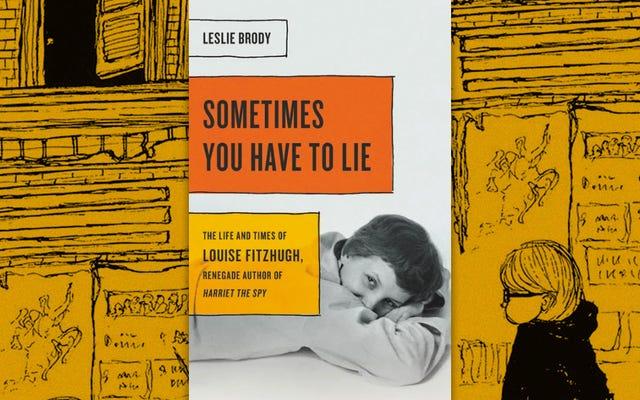 Una nueva biografía explora la vida bohemia y rebelde de la autora de Harriet The Spy