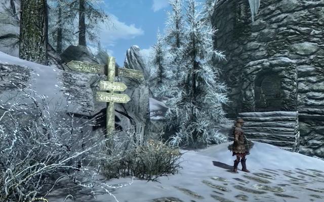 Skyrim Modを超えてTheElder Scrollsから巨大都市を追加:Oblivionが利用可能になりました
