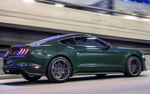 2019フォードマスタングは25,845ドルで始まり、52,980ドルで最高になります