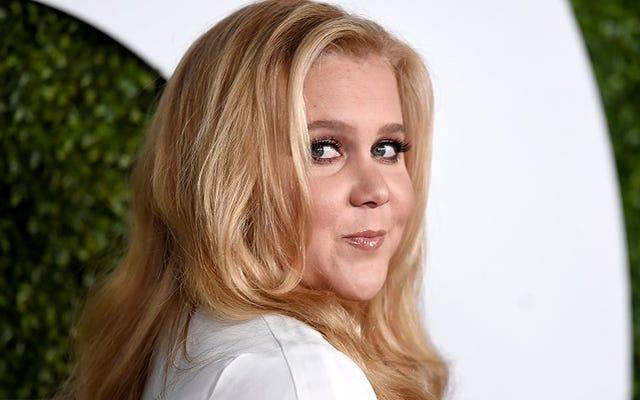 エイミー・シューマーは、彼女を醜いと呼んだ批評家が彼女とデートしようとしたと言います