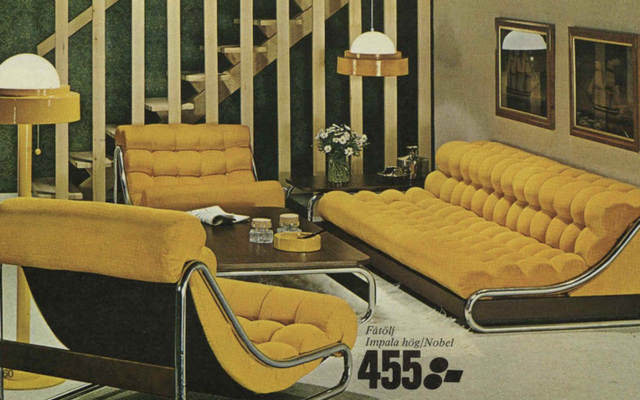 หลีกหนีจากความเป็นจริงด้วยแคตตาล็อก IKEA มูลค่า 70 ปี