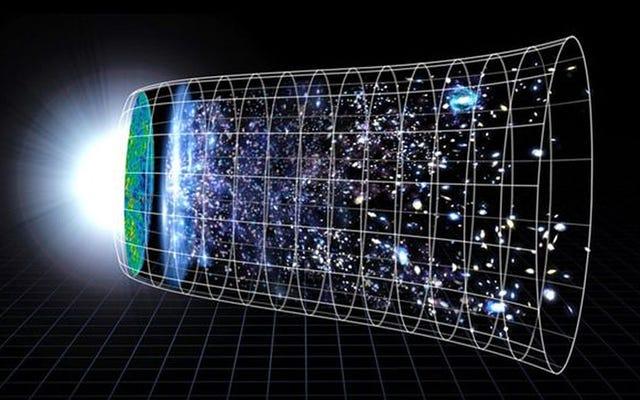 宇宙の最新の測定値は、暗黒エネルギーの存在の確認に近づいています