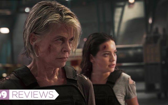 Terminator: Il futuro dopo il giorno del giudizio di Dark Fate è femminile, e noi siamo qui per questo