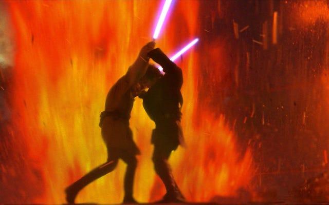 Bien sûr, Revenge Of The Sith est la meilleure préquelle de Star Wars, mais est-ce vraiment bon?