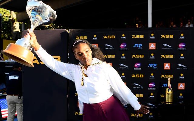 सेरेना विलियम्स ने 3 साल में पहला खिताब जीता, ऑस्ट्रेलिया वाइल्डफायर रिलीफ को नकद पुरस्कार दिया