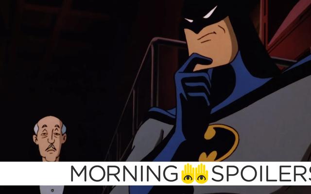 ¿Podría estar en marcha una continuación de Batman: The Animated Series en Warner Bros?