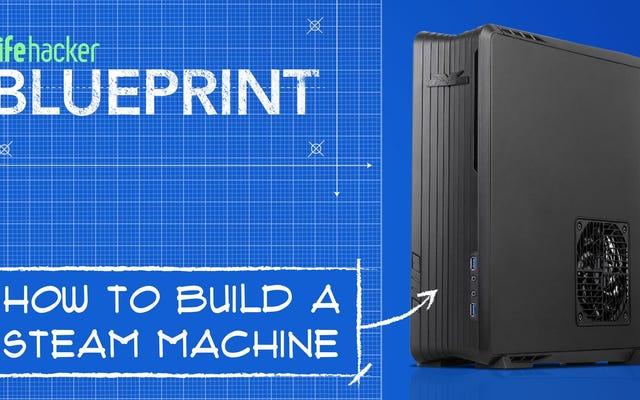 Cómo construir una máquina de vapor Powerhouse por cientos de dólares menos