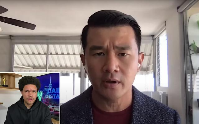 Ronny Chieng du Daily Show a quelques conseils utiles pour les racistes ciblant les Asiatiques