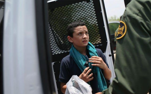Le DHS poursuit sa mission de faire de la vie un enfer pour les enfants sans papiers [MISE À JOUR]