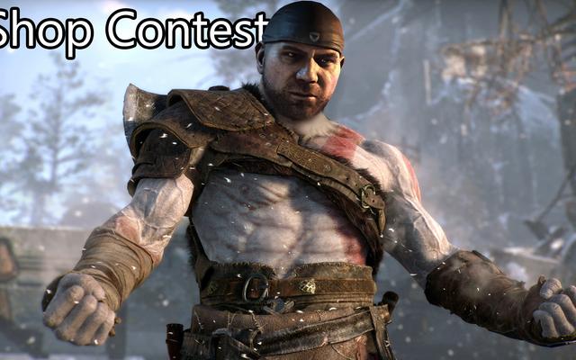 'Shop Contest: Bautista Edition